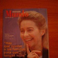 Coleccionismo de Revistas y Periódicos: REVISTA CRISTIANO MUNDO - MARZO 2006- Nº 539- . Lote 36293074