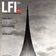 Revista LFI. Leica Fotografie Internacional - Diciembre - Enero 2008