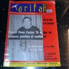 Coleccionismo de Revistas y Periódicos: REVISTA TARIFA LA VOZ DE UN PUEBLO Nº 15. Lote 36412544