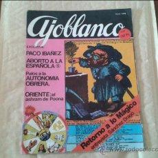 Coleccionismo de Revistas y Periódicos: REVISTA AJOBLANCO Nº 44 MAYO DE 1979. Lote 36458558