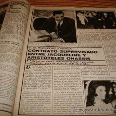 Coleccionismo de Revistas y Periódicos: JACQUELINE ONASSIS. JOHN LENNON. REVISTA AMA. Lote 36507080