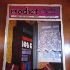 Coleccionismo de Revistas y Periódicos: REVISTA CROCHET - Nº6 - GANCHILLO. Lote 36529351