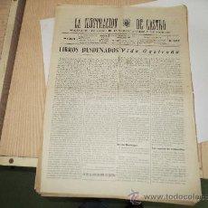 Coleccionismo de Revistas y Periódicos: LA ILUSTRACION DE CASTRO URDIALES. CANTABRIA. SANTANDER. 1946. Nº 2019. Lote 36547748