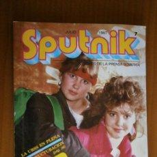 Coleccionismo de Revistas y Periódicos: SPUTNIK, SELECCIONES DE PRENSA Y LITERATURA SOVIÉTICAS, Nº 7, JULIO DE 1987. Lote 269087013