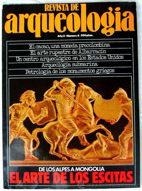 REVISTA DE ARQUEOLOGÍA Nº 8 / DICIEMBRE 1981 - ZUGARTO EDICIONES - VER ÍNDICE (Coleccionismo - Revistas y Periódicos Modernos (a partir de 1.940) - Otros)