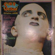 Coleccionismo de Revistas y Periódicos: REVISTA SAL COMÚN - Nº 27 ABRIL DE 1980. DISCO EXPRES. ROLLING STONE. ROCK & FOLK.. Lote 36666889
