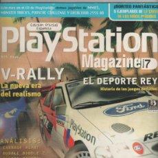 Coleccionismo de Revistas y Periódicos: REVISTA PLAYSTATION MAGAZINE Nº 7. Lote 36743817