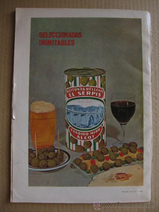 Coleccionismo de Revistas y Periódicos: REVISTA SUPLEMENTO FALLERO DIARIO LEVANTE FALLAS 1966 PORTADA VIÑES - Foto 2 - 36752509