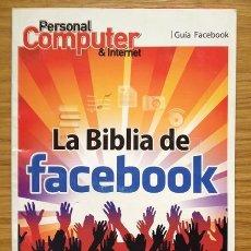 Coleccionismo de Revistas y Periódicos: LA BIBLIA DE FACEBOOK DE AXEL SPRINGER. Lote 36784488