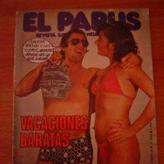 Coleccionismo de Revistas y Periódicos: REVISTA EL PAPUS - Nº 170 - 20 AGOSTO 1977 - . Lote 36796556