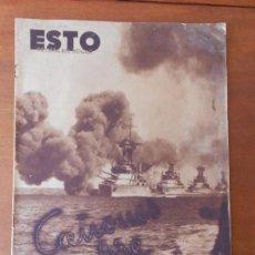 Coleccionismo de Revistas y Periódicos: REVISTA. Lote 36872038