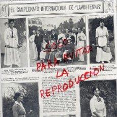 Coleccionismo de Revistas y Periódicos: MONASTERIO DE POBLET 1915 TARRAGONA 3 HOJAS REVISTA. Lote 36840856