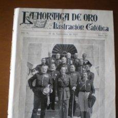 Coleccionismo de Revistas y Periódicos: LA HORMIGA DE ORO Nº 39 (29/9/23) MELILLA SUBMARINO MERCED TARRASA AIZPURU VILADA BALAGUER VENDIMIA. Lote 36862167
