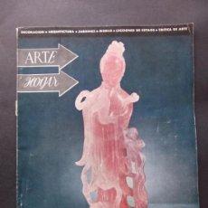 Coleccionismo de Revistas y Periódicos: REVISTA ARTE HOGAR N 57 EDITORIAL CIGUEÑA. Lote 36952096