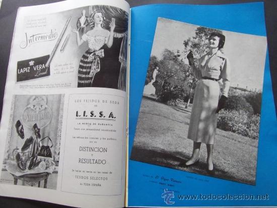 Coleccionismo de Revistas y Periódicos: revista liceo numero 54 febrero 1950 - Foto 2 - 36952241