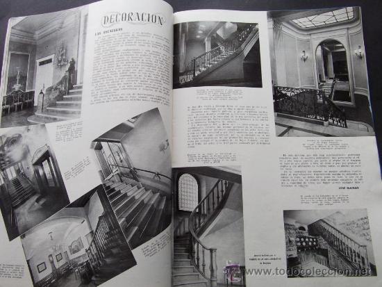 Coleccionismo de Revistas y Periódicos: revista liceo numero 54 febrero 1950 - Foto 3 - 36952241