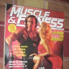 Coleccionismo de Revistas y Periódicos: MUSCLE AND FITNESS, 103. Lote 137303314
