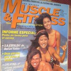 Coleccionismo de Revistas y Periódicos: MUSCLE AND FITNESS, 130. Lote 36984255