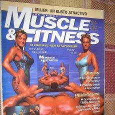 Coleccionismo de Revistas y Periódicos: MUSCLE AND FITNESS, 155. Lote 36984281