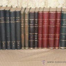 Coleccionismo de Revistas y Periódicos: 3097- LA VIE A LA CAMPAGNE. REVISTA FRANCESA. 15 VOL. HACHETTE. 1913/ 1925. VER DESCRIPCION.. Lote 37034004