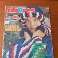 Coleccionismo de Revistas y Periódicos: REVISTA LABORES DEL HOGAR, NOVIEMBRE 1975, INVIERNO . Lote 37344806