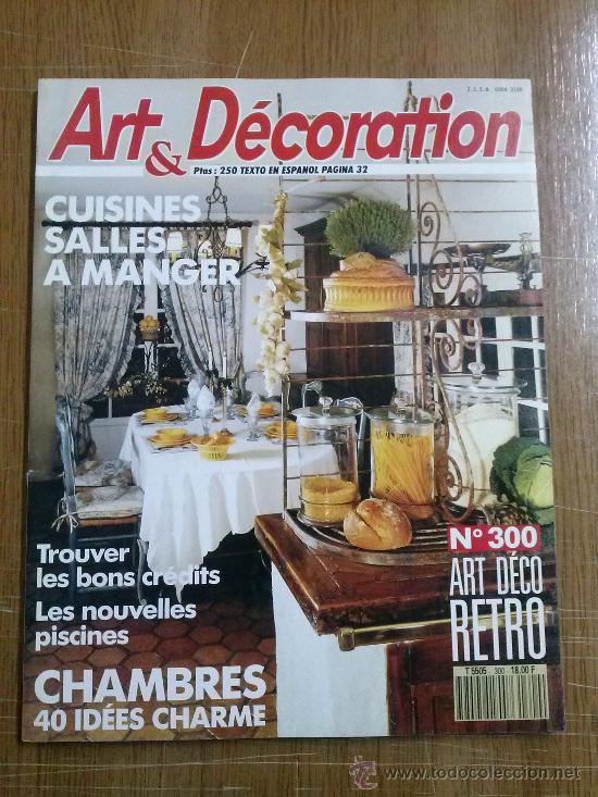 Revista Francesa Art Et Decoration Buy Other Modern Magazines