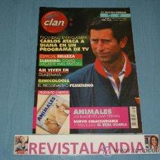 Coleccionismo de Revistas y Periódicos: REVISTA NUEVO CLAN Nº348 CARLOS Y DIANA PIERCE BROSNAN. Lote 37202559