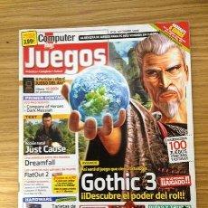 Coleccionismo de Revistas y Periódicos: REVISTA COMPUTER HOY JUEGOS Nº 66 . Lote 37252941