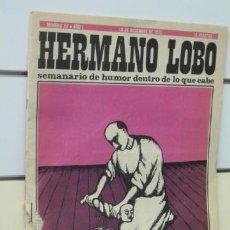 Coleccionismo de Revistas y Periódicos: HERMANO LOBO Nº 32. Lote 37280701
