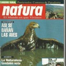 Coleccionismo de Revistas y Periódicos: REVISTA NATURA Nº156 MARZO 1996. Lote 37282935