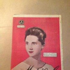 Coleccionismo de Revistas y Periódicos: MARISOL / SEMANARIO / AÑO V Nº 254 / 1958 / PORTADA MARIH LOPEZ DE LA FUENTE. Lote 37307280