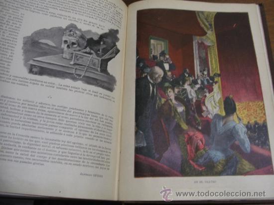 Coleccionismo de Revistas y Periódicos: IRIS REVISTA SEMANAL ILUSTRADA / 3 TOMOS AÑOS 1899 - 1900 - 1901 - Foto 6 - 37434391