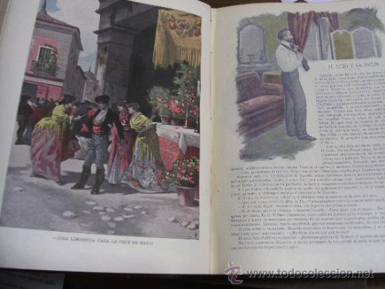Coleccionismo de Revistas y Periódicos: IRIS REVISTA SEMANAL ILUSTRADA / 3 TOMOS AÑOS 1899 - 1900 - 1901 - Foto 8 - 37434391