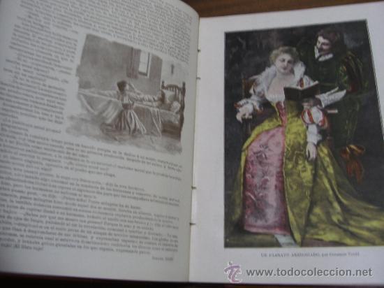 Coleccionismo de Revistas y Periódicos: IRIS REVISTA SEMANAL ILUSTRADA / 3 TOMOS AÑOS 1899 - 1900 - 1901 - Foto 10 - 37434391