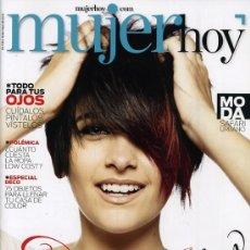 Coleccionismo de Revistas y Periódicos: REVISTA MUJER HOY. PARIS JACKSON 2013. Lote 37483806