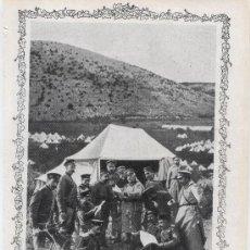 Coleccionismo de Revistas y Periódicos: * MILITARIA * SITIO DE ANDRINOPOLIS - 1913. Lote 37522932