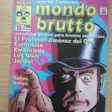 Coleccionismo de Revistas y Periódicos: MONDO BRUTTO #15. Lote 37546508