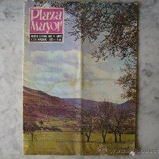 Coleccionismo de Revistas y Periódicos: PERIODICO ILUSTRADO PARA EL CAMPO,PLAZA MAYOR,Nº 133-NOVIEMBRE 1968-PATATAS SELECCIONADA-EL PIMIENTO. Lote 37553333