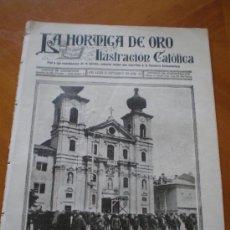 Coleccionismo de Revistas y Periódicos: LA HORMIGA DE ORO N 40 (30/9/16) TARRAGONA BADALONA ARENYS CASTELLNOU ARGENTONA CERVERA MANRESA LUGO. Lote 37573997