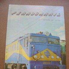 Coleccionismo de Revistas y Periódicos: REVISTA FERROCARRIL NUMERO 4 SEPTIEMBRE 1980 . Lote 37610816