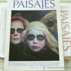 Coleccionismo de Revistas y Periódicos: PAISAJES DESDE EL TREN. LOTE DE 31 EJEMPLARES. TRENES .. Lote 37650934