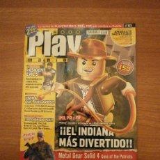 Coleccionismo de Revistas y Periódicos: REVISTAS DE PLAY MANIA - Nº 113- CONSULTUS FALTAS . Lote 37669040