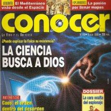 Coleccionismo de Revistas y Periódicos: CONOCER N 151. Lote 37675498