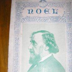 Coleccionismo de Revistas y Periódicos: REVISTA NOEL AÑO VIII - Nº 174 - AÑO 1927 - ARGENTINA - TAPA: GENERAL MITRE - RARO!. Lote 37722252