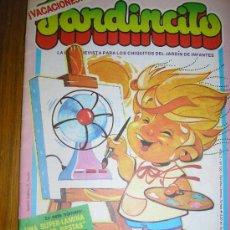 Coleccionismo de Revistas y Periódicos: JARDINCITO Nº 130 - REVISTA PARA CHICOS - ARGENTINA - 1987 - RARO!!!. Lote 37746918