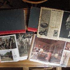 Coleccionismo de Revistas y Periódicos: REVISTA SIGNAL. DE AGOSTO DE 1940 A ABRIL DE 1944. 5 TOMOS. Lote 37771545