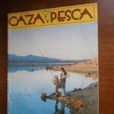 Collezionismo di Riviste e Giornali: CAZA Y PESCA. MAYO 1983, Nº 485. AÑO XLI. Lote 37840583