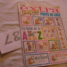 Coleccionismo de Revistas y Periódicos: REVISTA LAS LABORES DE ANA - PUNTO DE CRUZ - ENVIO GRATIS A ESPAÑA. Lote 45970335