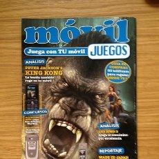 Coleccionismo de Revistas y Periódicos: MUNDO RETRO: MOVIL JUEGOS Nº 8 - REVISTA EXCLUSIVA DE JUEGOS PARA CELULARES. Lote 38073675