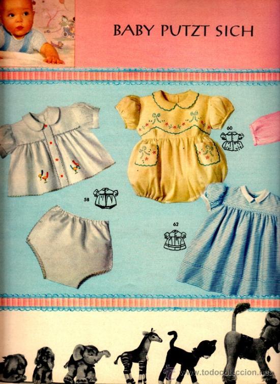 burda especial bebes nº 24. revista alemana p - Comprar Otras ...